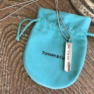 Tiffany & Co. 1837 Bar Necklace